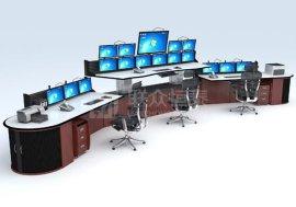 联众恒泰 AOC-Z系列 指挥调度中心 控制台操作台定制设计 产品面向全国销售