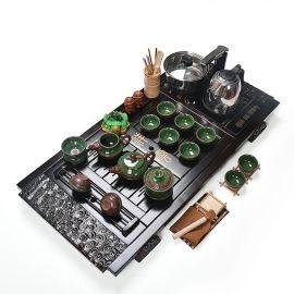 祥龙茶具套装 江苏茶具一件代发厂家直销 外贸茶具 陶瓷茶具礼品套装