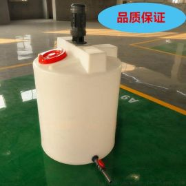 瑞杉厂家大量生产滚塑定制500L加药箱  药剂桶   塑料搅拌桶  塑料桶