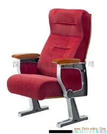 深圳带铝合金旋转写字板排椅、会议排椅、不锈钢会议用椅、连排会议椅