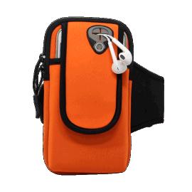 运动手臂包跑步男女健身手腕包苹果7plus三星华为小米手机臂包