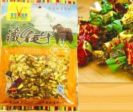可可西里150克牦牛肉糖果(咖喱味)