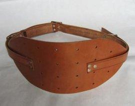 全牛皮矿工护腰带 保护腰部最佳产品