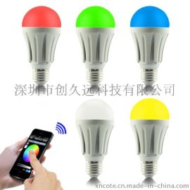 智慧藍牙LED球泡燈