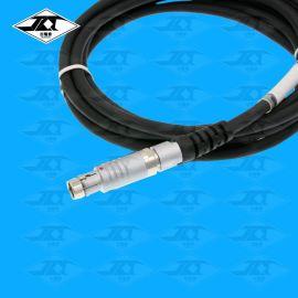 推拉自鎖航空插頭焊接注塑加工廠 多芯連接器線纜接線圖 焊接工藝方法