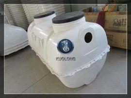 【模压化粪池厂家阔龙】农村家用改厕化粪池