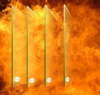 12厘单片非隔热型防火玻璃厂家