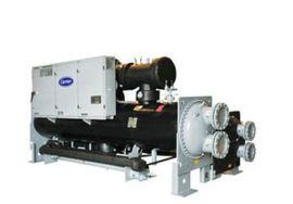 開利空調高效變頻三螺杆冷水機組型號23XRV
