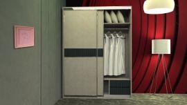 板式衣柜定制厂家圣德家居 珠海板式衣柜价格