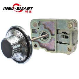 【研诺】CS1790 ML6785 机械密码锁 拨盘 原装进口锁 UL VDS认证