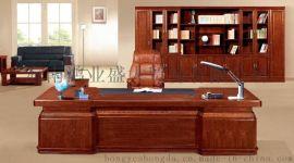 高端时尚大班台老板桌办公桌
