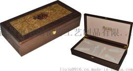 皮盒 皮箱 木质皮盒 精油盒皮盒