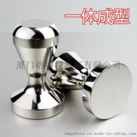 实心304不锈钢压粉器一体压粉锤填压器压粉棒 咖啡
