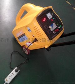 220v500w超大锂电拉杆环保发电机便携式户外交流移动电源