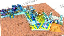 大型KXQ-008儿童热卖乐园