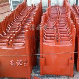定做异型铸铁闸门 PGZ-3*1米铸铁闸门价格