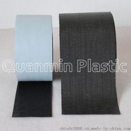 PP防腐胶带厂家 供应迈强牌1.40mm 聚丙烯网状增强编织纤维防腐胶带