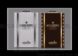 酒盒 皮盒 洋酒盒 皮箱