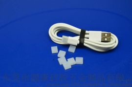 厂家订做 食品级USB硅胶后盖 防尘塞 数码配件硅胶塞 透明色USB塞子
