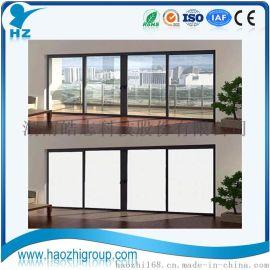 湖南厂家皓志科技供应智能调光玻璃通断透明断电雾化