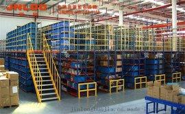 上海货架厂,上海阁楼货架订制中型仓储货架