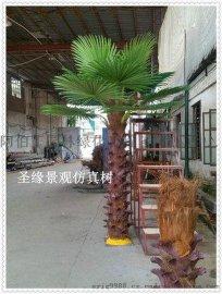 仿真棕榈树多少钱_仿真棕榈树销售_室内仿真棕榈树