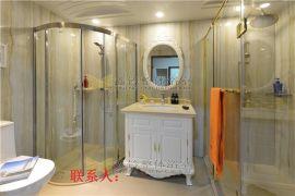 山西太原整体浴室柜 铜墙铁壁整体浴室