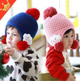 bbmy99_韩国婴童品牌毛线帽厂家直销_冬季保暖童帽OEM厂家