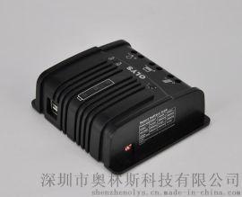 厂家直销奥林斯科技(OLYS)铅酸、锂电通用系统控制器,带USB口充电控制器