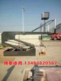 长沙平箱篮球架价格 篮球架组装顺序博泰体育售后服务