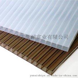温室大棚、车棚雨棚专用pc阳光板、河南誉耐实业有限公司