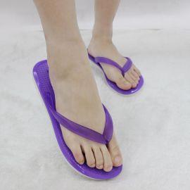 2016春夏新款女士凉鞋花朵时尚人字拖鞋坡跟凉鞋水晶女拖鞋防水台