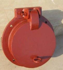 SYZ铸铁镶铜圆闸门市政排水设备水处理闸门启闭机