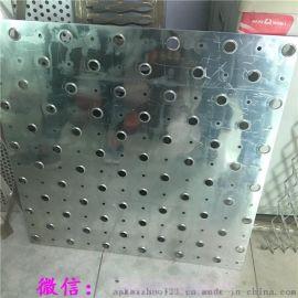 建筑用的防滑板  楼梯用防滑板网  鱼嘴防滑板 圆孔防滑板