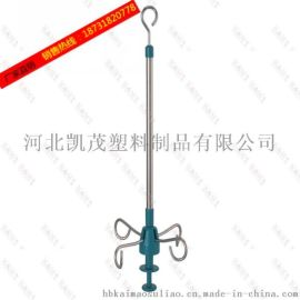 凯茂订制可伸缩不锈钢吊杆