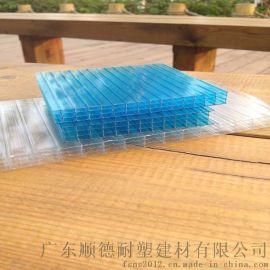 温室大棚专用阳光板 阳光板厂家直销 十年质保
