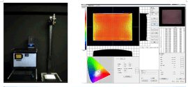 CCD光学辉度色度测量仪ACE-200