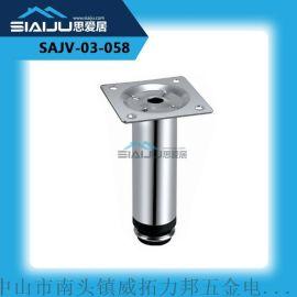 厂家直销 优质铁可调橱柜脚 沙发脚 调节升降脚