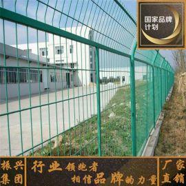 【厂家热销】框架护栏网 高速公路护栏网 圈地铁丝网隔离网围栏网