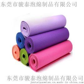 加印LOGOpvc6mm瑜伽垫 高弹防潮湿瑜伽毯 防滑瑜伽垫