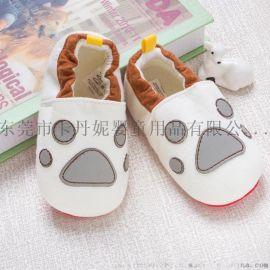 1-2岁婴儿卡通学步鞋 春秋 男女宝宝鞋 厂家批发定做
