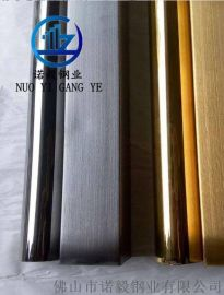 304镀色黑钛不锈钢管 质量保证