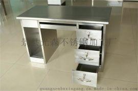 不锈钢办公桌|光森厂家直销中式