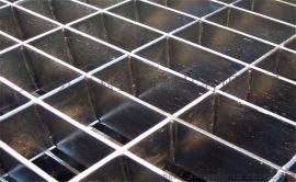 插接钢格板 镀锌钢格板 沟盖板