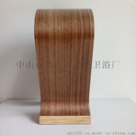 江苏沃尔美曲木厂家,加工定制弯曲木家具摆件,弯曲木支架