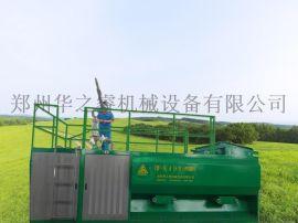 绿化喷播施工方案HF-KA系列喷播机