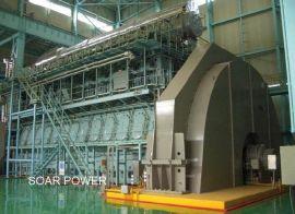 曼MAN低速重油发电机组(6.5-78MW)