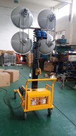 LX-SFW6110E 高亮度移动照明灯