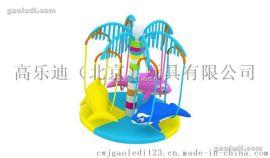 衡水室內兒童遊樂場設備淘氣堡設備電動玩具都有哪些