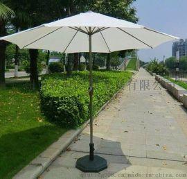 户外白色遮阳伞报价 户外优质遮阳伞特价 户外房地产遮阳伞报价